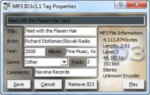 Enlarge MP3 Decoder Screenshot