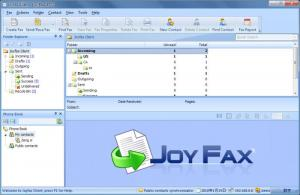 Enlarge Joyfax Server Screenshot