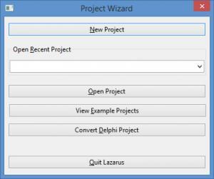 Enlarge Lazarus Screenshot