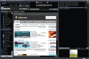 Enlarge Winamp Screenshot
