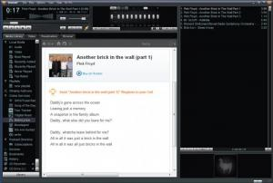 Enlarge Winamp Screenshot
