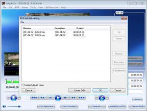 Enlarge VideoReDo TVSuite Screenshot