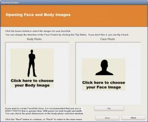 Enlarge FaceDub Free Screenshot