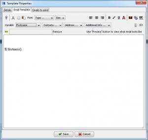 Enlarge RoboMail Screenshot