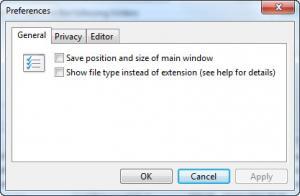 Enlarge Power File Search Screenshot