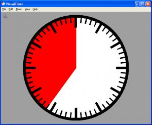 Enlarge VisualTimer Screenshot