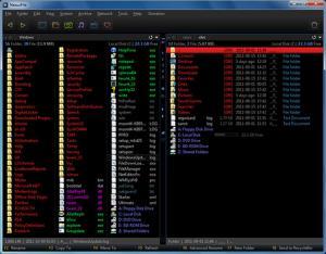 Enlarge NexusFile Portable Screenshot