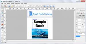 Enlarge Fresh Flash Catalog Screenshot