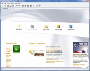 Enlarge RapidMiner Screenshot