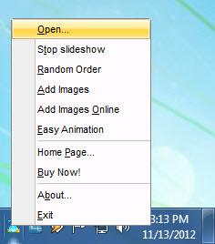 Enlarge MSN Slide Max Screenshot