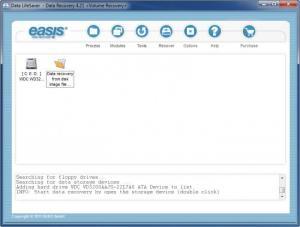 Enlarge Data LifeSaver Screenshot