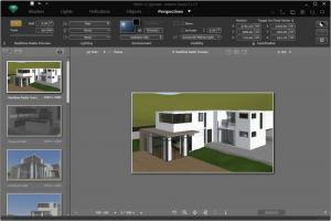 Enlarge Artlantis Studio Screenshot