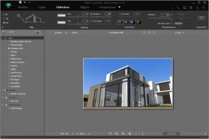 Enlarge Artlantis Studio Screenshot