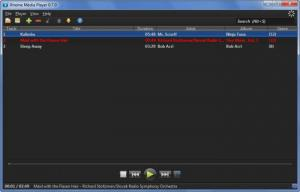 Enlarge Xtreme Media Player Screenshot