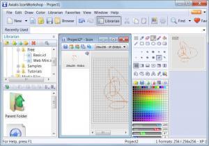 Enlarge Axialis IconWorkshop Screenshot