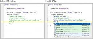Enlarge IntelliJ IDEA Screenshot