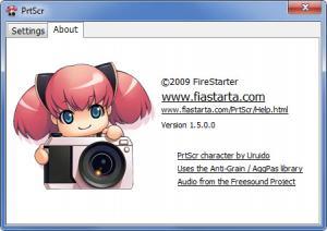 Enlarge PrtScr Screenshot