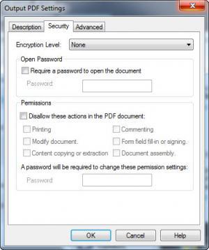 Enlarge Smart PDF Creator Pro Screenshot