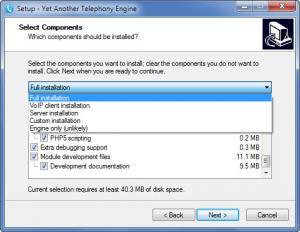 Enlarge Yate Screenshot