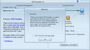 Enlarge WiFi Guardian Screenshot
