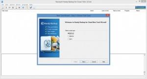 Enlarge Handy Backup Free Screenshot