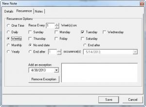 Enlarge Desktop Planner Screenshot
