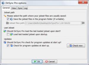 Enlarge DirSyncPro Screenshot