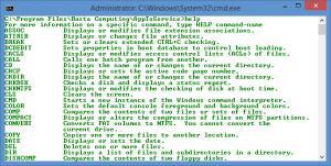 Enlarge AppToService Screenshot