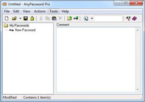 Enlarge AnyPassword Pro Screenshot