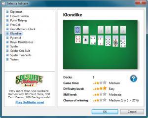 Enlarge 123 Free Solitaire Screenshot