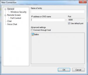 Enlarge Radmin Remote Control Screenshot