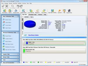 Enlarge Paragon Hard Disk Manager Screenshot