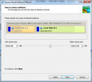 Enlarge Paragon Hard Disk Manager Screenshot