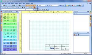 Enlarge ProfiCAD Screenshot
