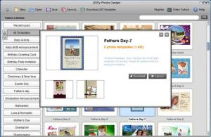 Enlarge 5DFly Photo Design Screenshot