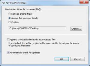 Enlarge PDFKey Pro Screenshot