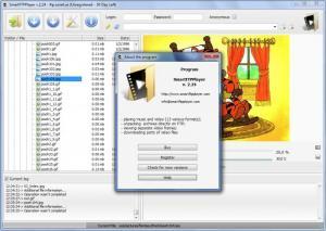 Enlarge SmartFTPPlayer Screenshot