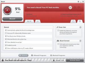 Enlarge Boost Screenshot