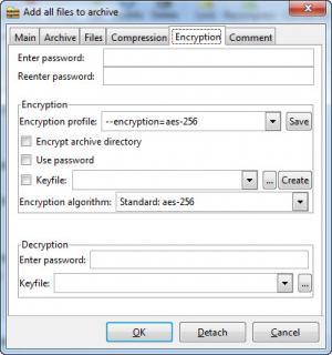 Enlarge FreeArc Screenshot