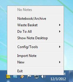 Enlarge Hott Notes Screenshot