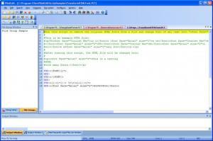 Enlarge PilotEdit Screenshot