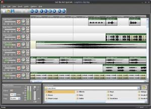 Enlarge LoopWorx Hip Hop Edition Screenshot