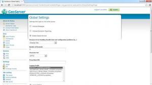 Enlarge GeoServer Screenshot