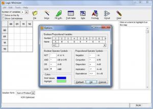 Enlarge Logic Minimizer Screenshot