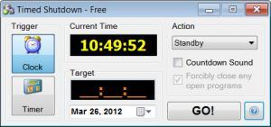 Enlarge Timed Shutdown Screenshot