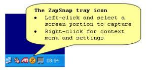 Enlarge ZapSnap Screenshot