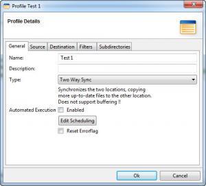 Enlarge FullSync Screenshot