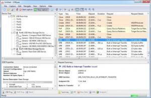 Enlarge USBlyzer Screenshot