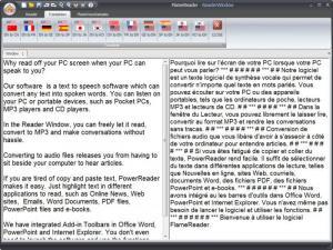 Enlarge FlameReader Screenshot