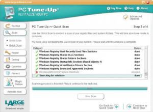 Enlarge PC Tune-Up Screenshot